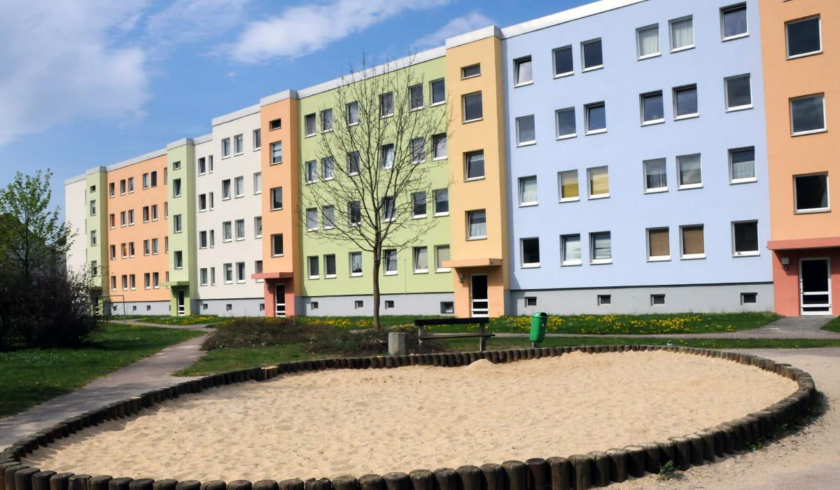 Wohnungen der Woba Radeberg